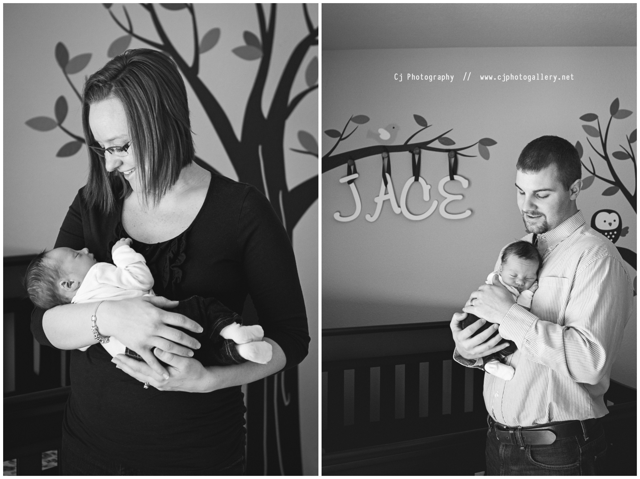 Lifestyle Newborn - Cj Photography