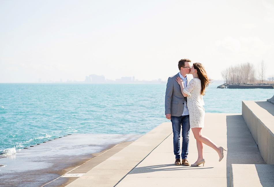 Amanda and Nick | Chicago Engagement