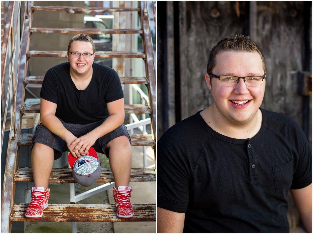 Joshua Senior 2017