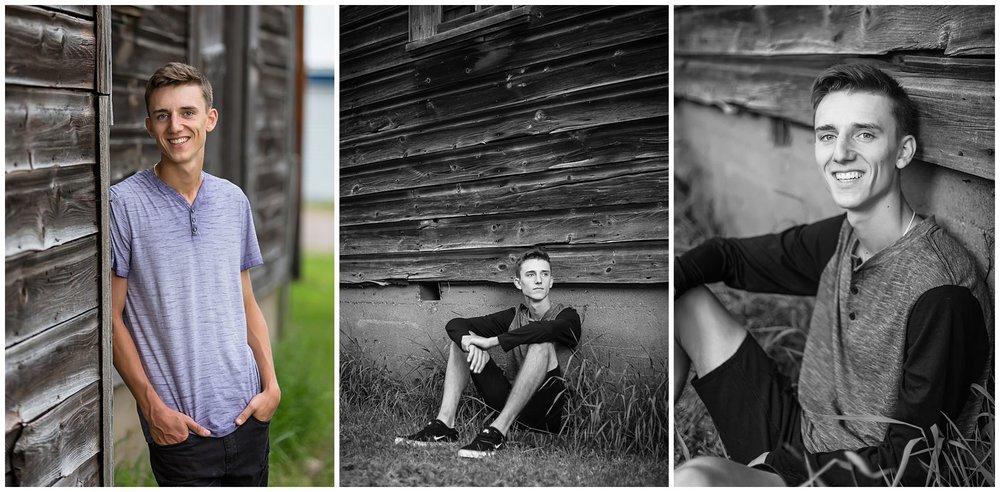 Brennan | Senior 2018_ Cj_Photography