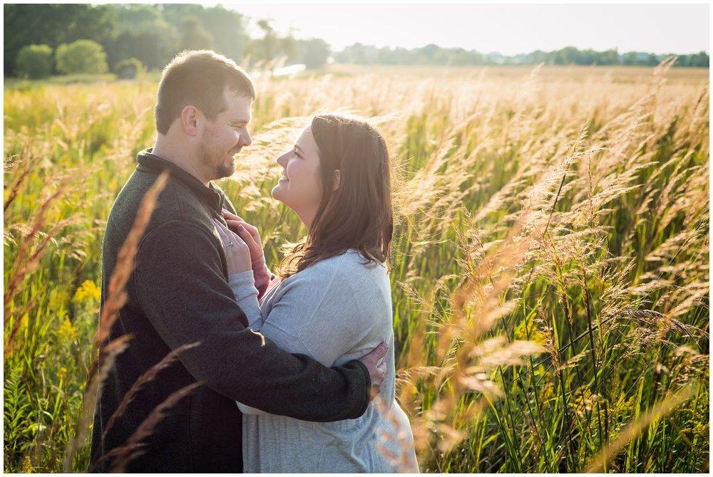 Rachel and Erik