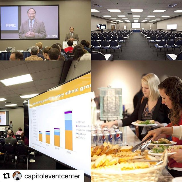 Check out our premiere event space one block from the California State Capitol  #Repost @capitoleventcenter with @repostapp ・・・ Event Possibilities!  Photos by: @photosykes  #sacramento #downtownsacramento #visitsacramento #sacramentoproud #eventspace #conferencecenter #916