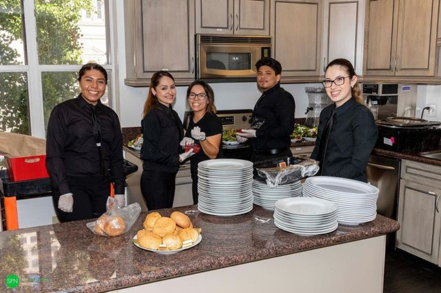 Our preferred catering is superb  and the onsite catering kitchen is spacious and fully renovated