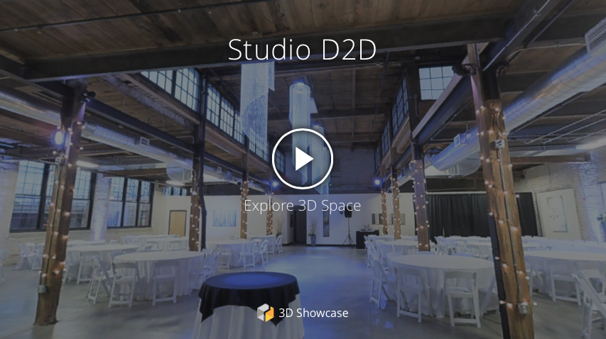 Venue Virtual Walkthrough