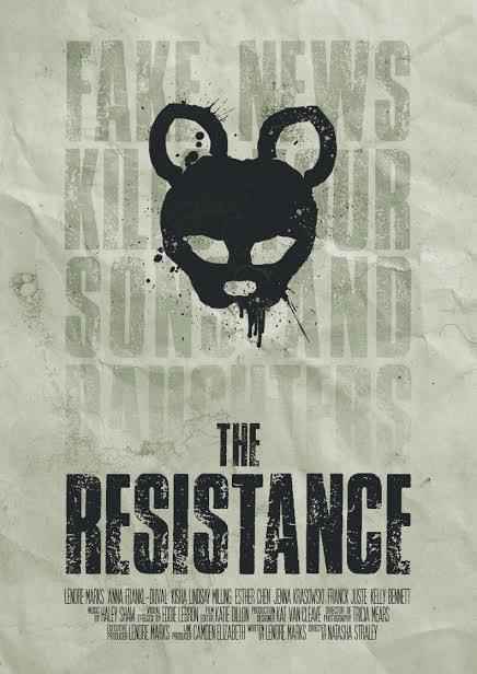 Poster Design: Chris Orsi  Cover Art: Kat VanCleave