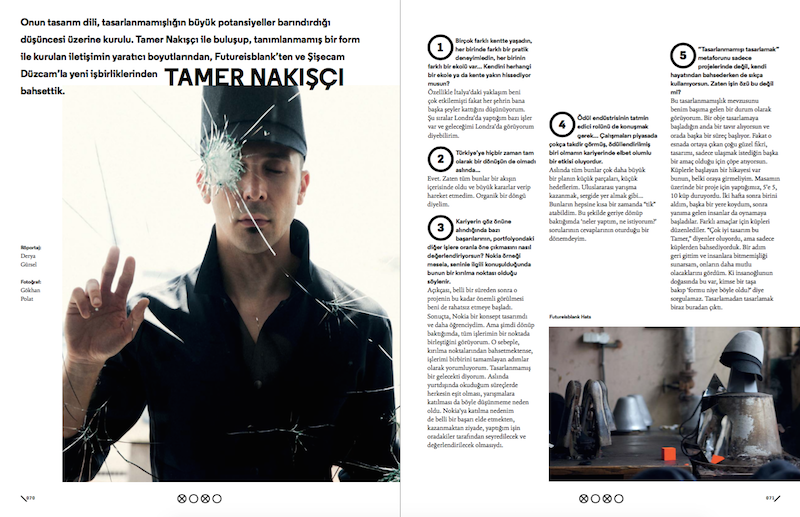 Tamer Nakisci XOXO interview