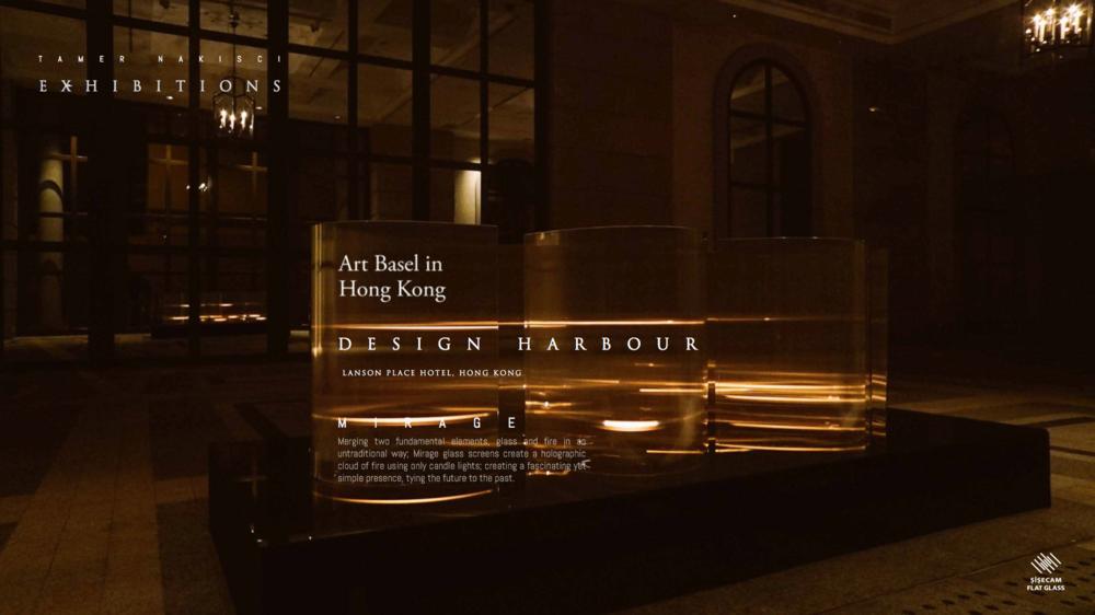 DESIGN HARBOUR DURIGN ART BASEL HONG KONG 2016