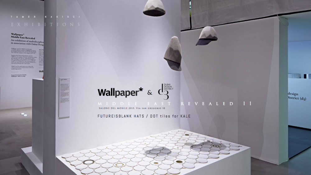 MIDDLE EAST REVEALED II WALLPAPER* MILAN 2015