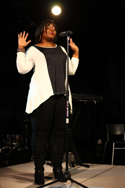 SherylLeigh, spoken word, 2015