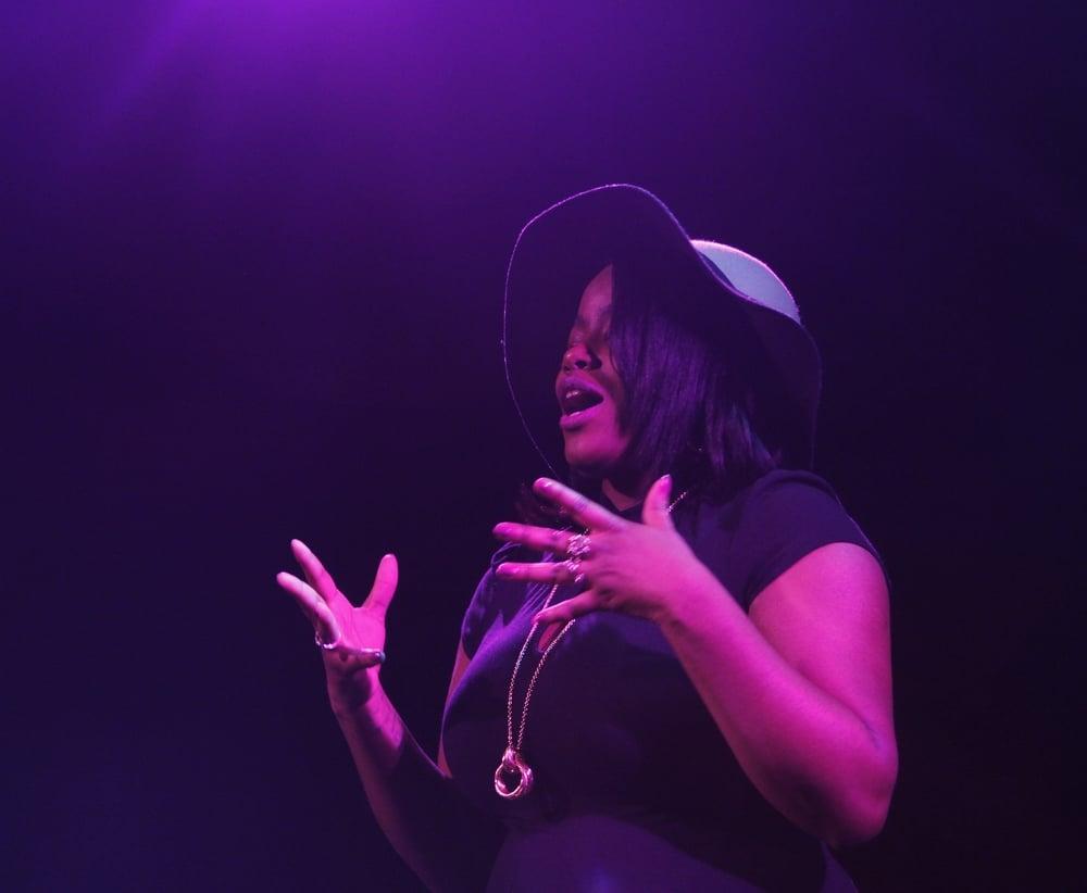Erica, spoken word, 2014
