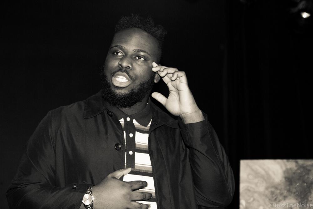 G Suave Da Poet | Spoken Word