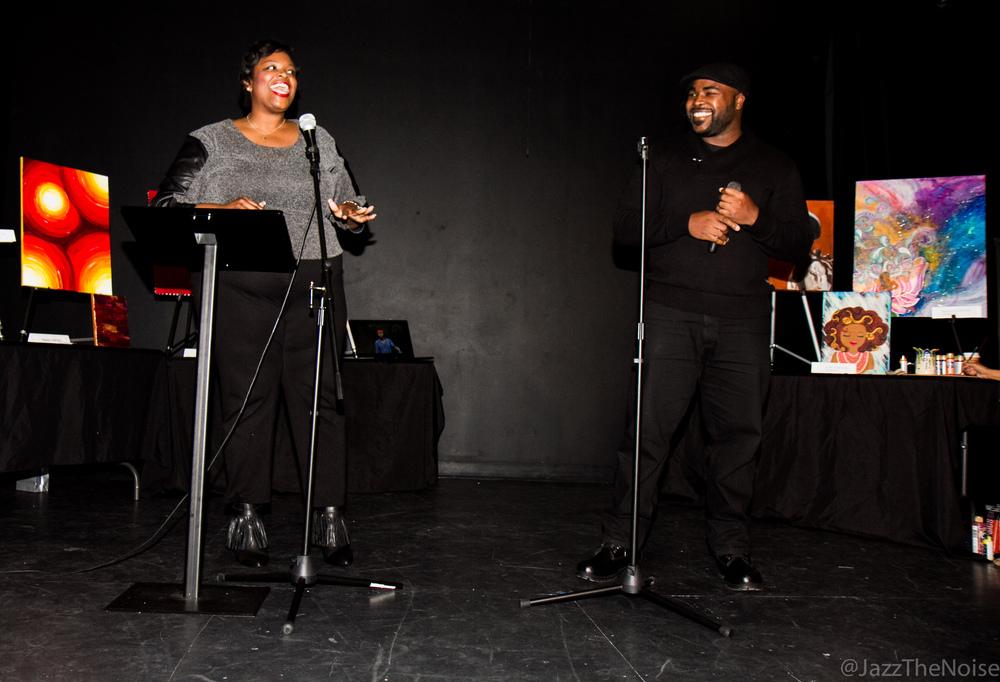 Waiki the Writer and Lamar K | Spoken Word