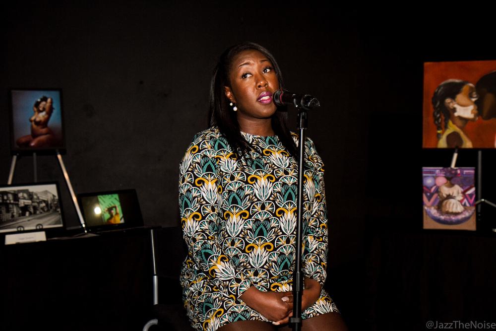 Yetti A. | Spoken Word