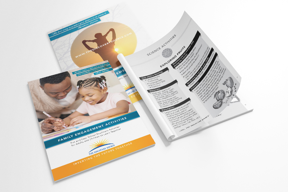 Family Engagement Activity Book