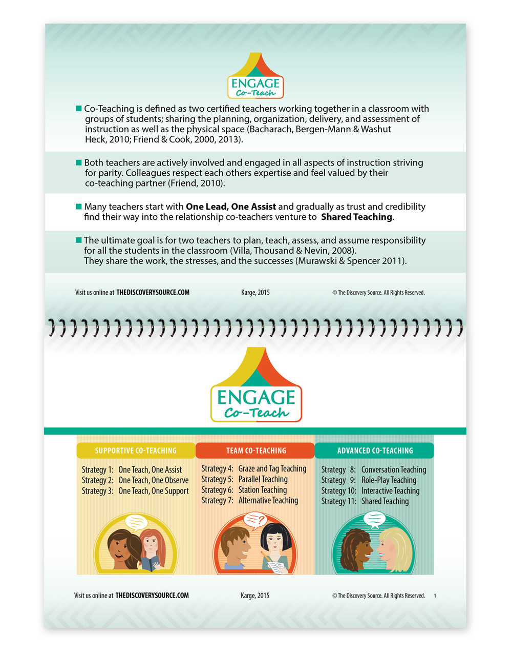 Engage Co-Teach Booklet
