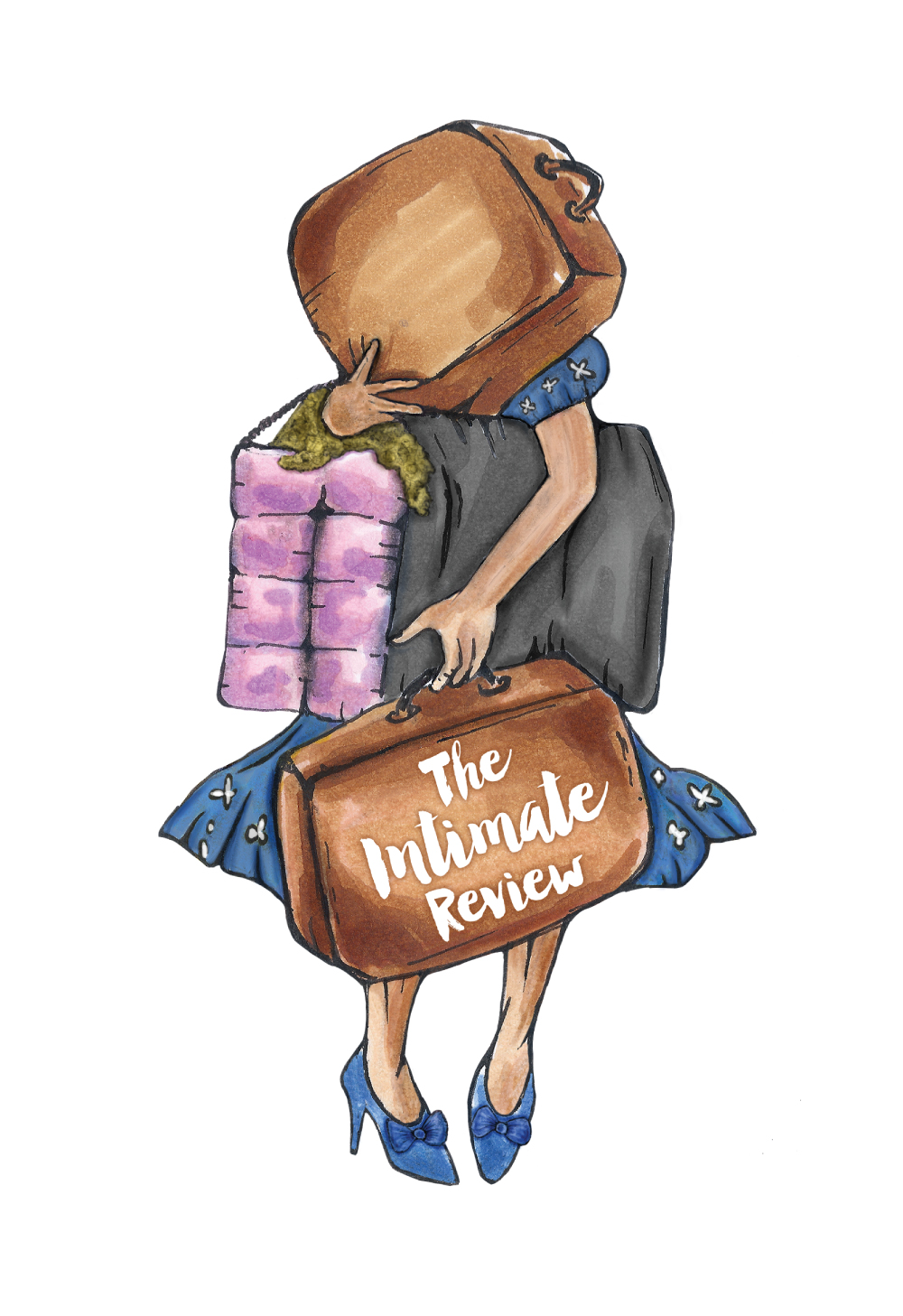 Illustration for Blogger Logo