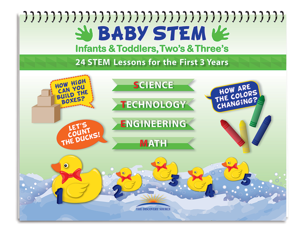 Illustrations for Baby STEM