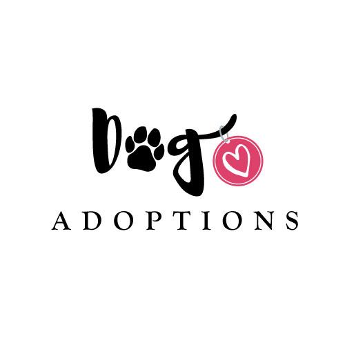 Different customization options available!  Dog Logo, Puppy Logo, Dog Rescue Logo, Dog Boarding Logo, Dog Walker Logo