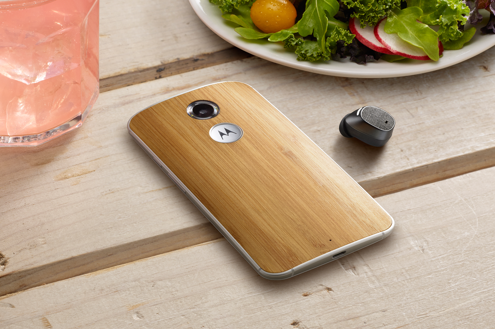 Moto X (2nd Gen) Key Visual