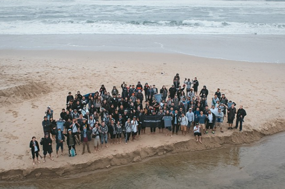 Explore III Meet at  San Gregorio Beach, California  Photo Credit by Rolo Tanedo Jr.
