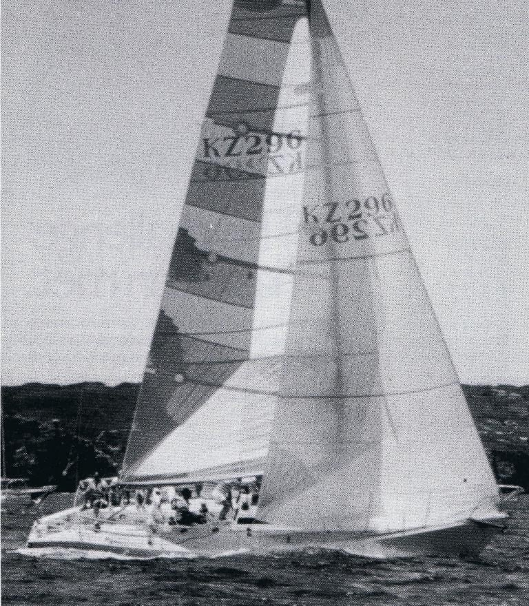 Mad Max during the 1986 Kenwood Cup