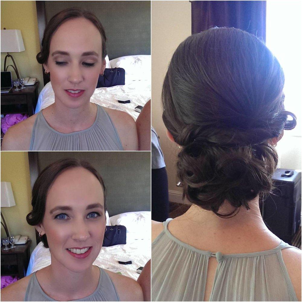 Bridal Hair - Bun - Front and Back.jpg