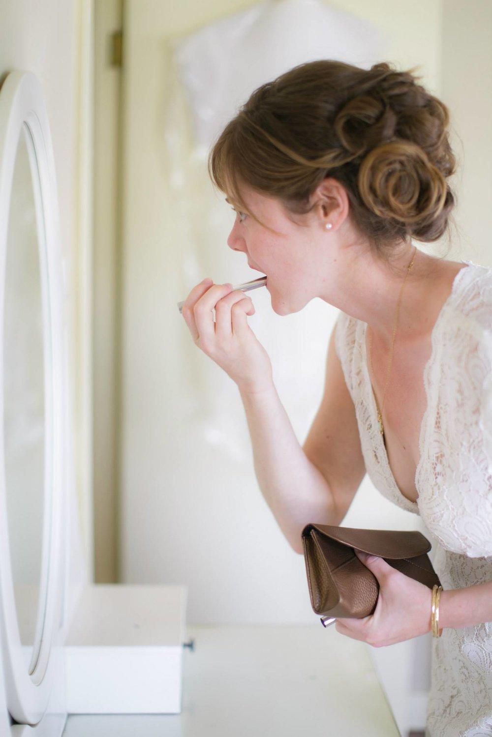 Bride Putting Lipstick On.jpg