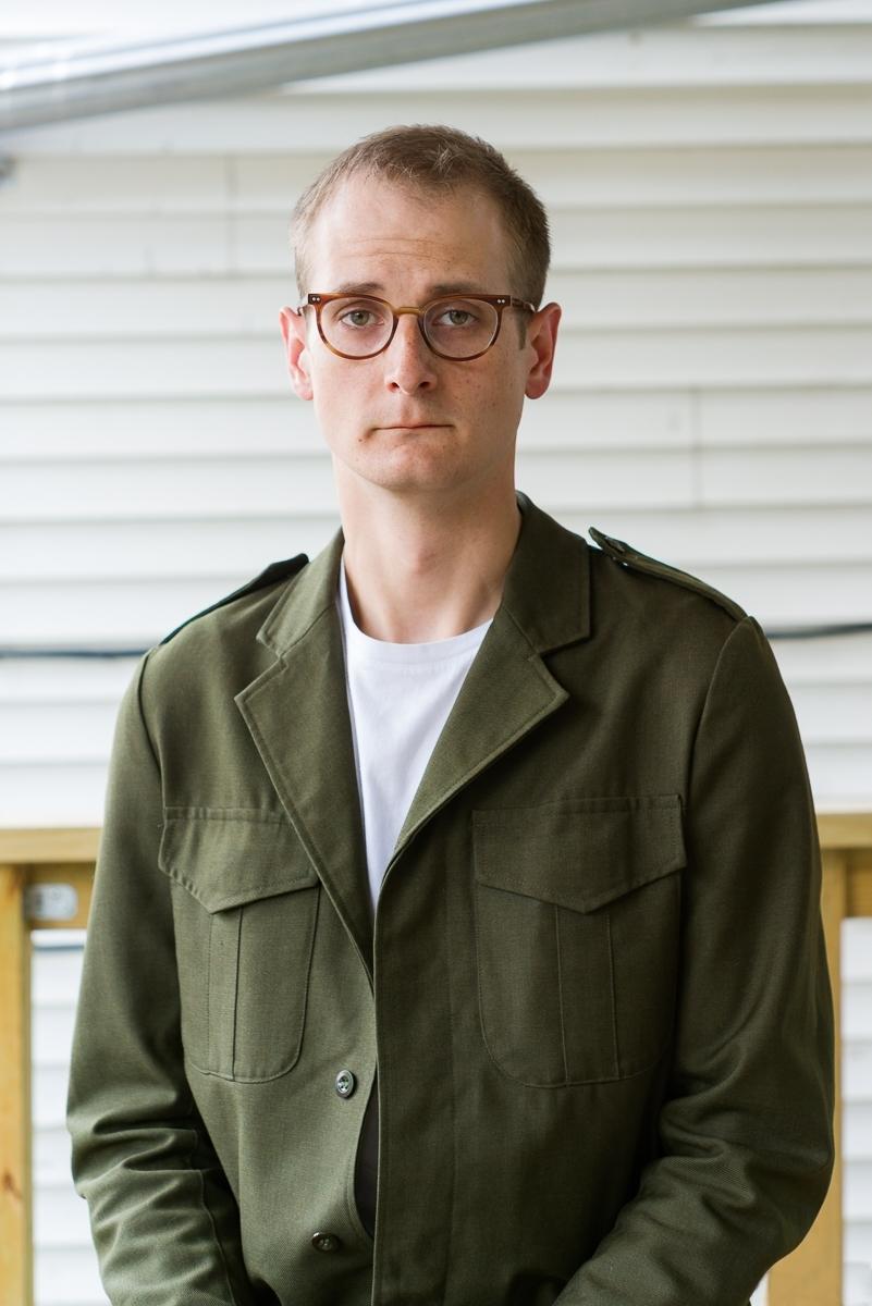 Self Portrait, Fall 2017