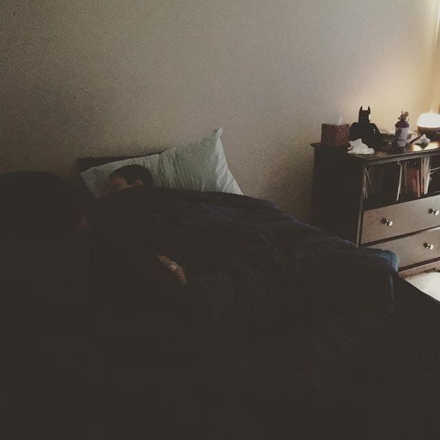Finally. Rest. 💕 #gratefulmom #parenting #momlife