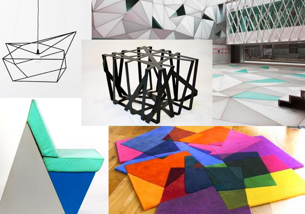 Geometric form in interior design world of reference - Form in interior design ...