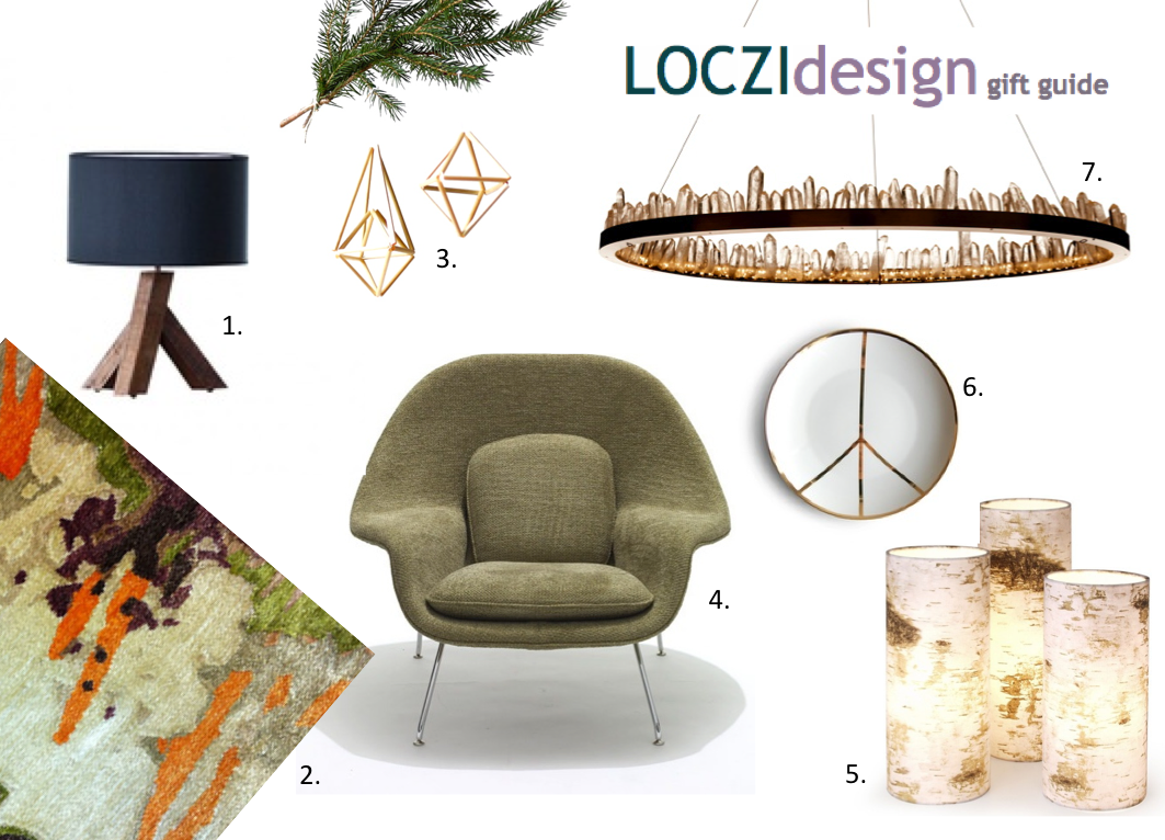 Last Minute Gift Guide For Interior Design Lovers LOCZIdesign