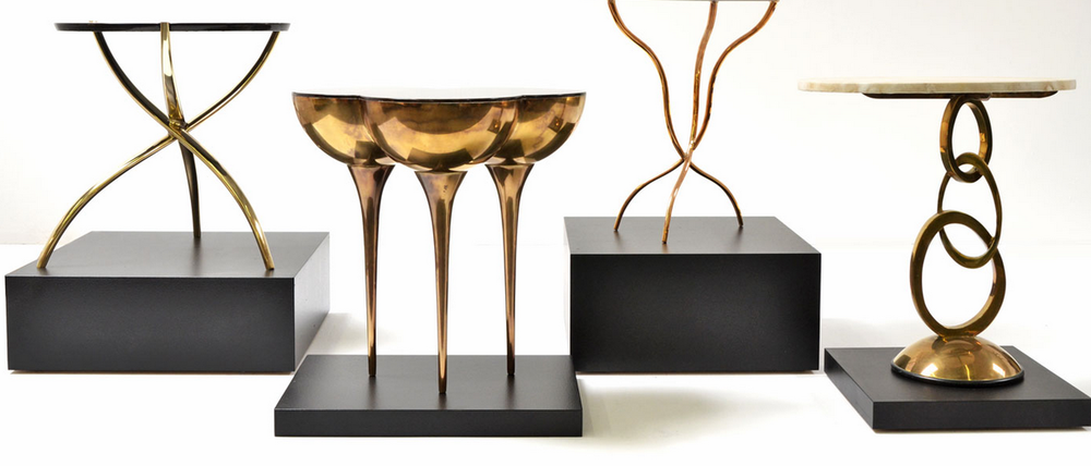 Scala Luxury Brass Furniture — LOCZIdesign