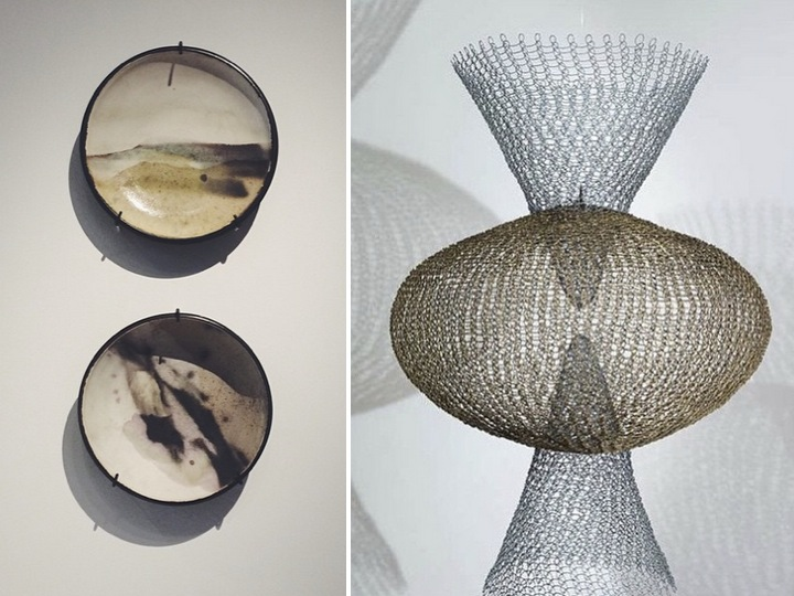 Toshiko Takaezu and Ruth Asawa at Pathmakers — LOCZIdesign