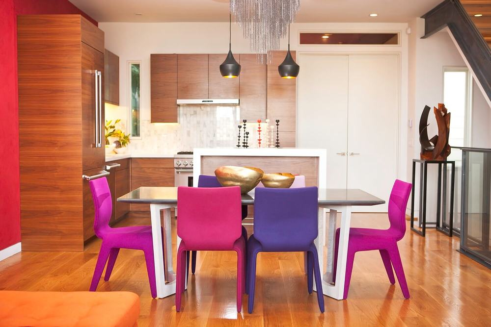When looking for a San Francisco Interior Designer he wished for three  specific things  surprise  to stay on budget and to be daring. LOCZIdesign   Create  Balance  Inspire