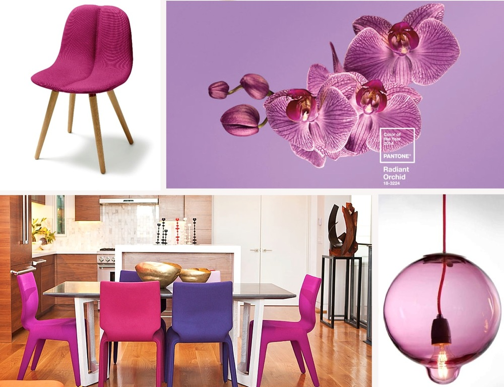 2014 Pantone Color of the Year and LOCZIdesign portfolio palette