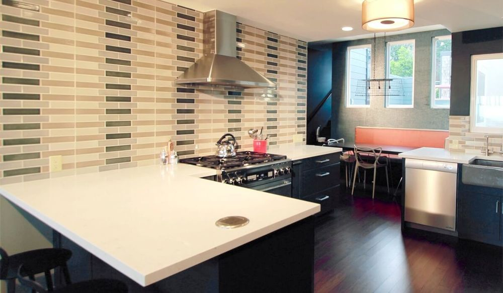 Diamond Heights Remodel (After) Kitchen Shot — LOCZIdesign