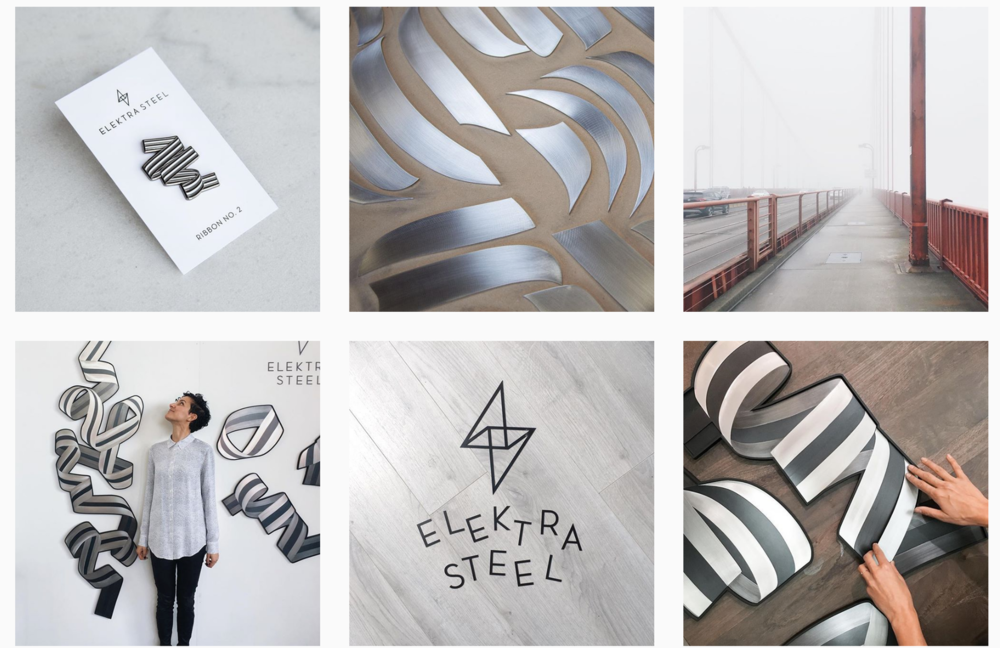 Follow @elektrasteel on Instagram