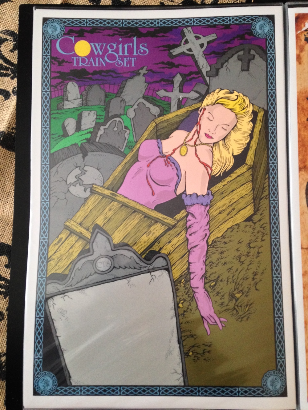 Molly Mccoy Poster $5.00 #Mccoy