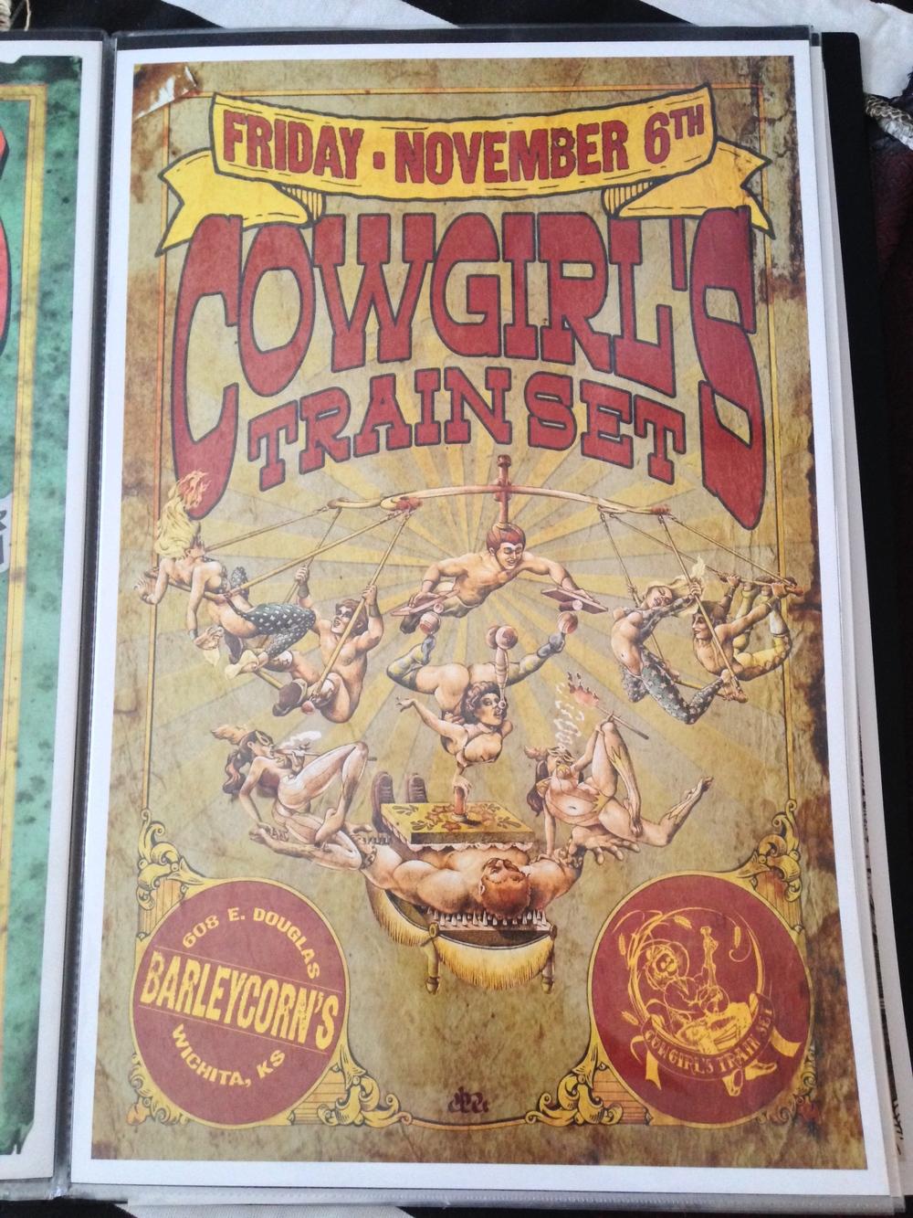 Circus Show Poster $5.00 #Circus