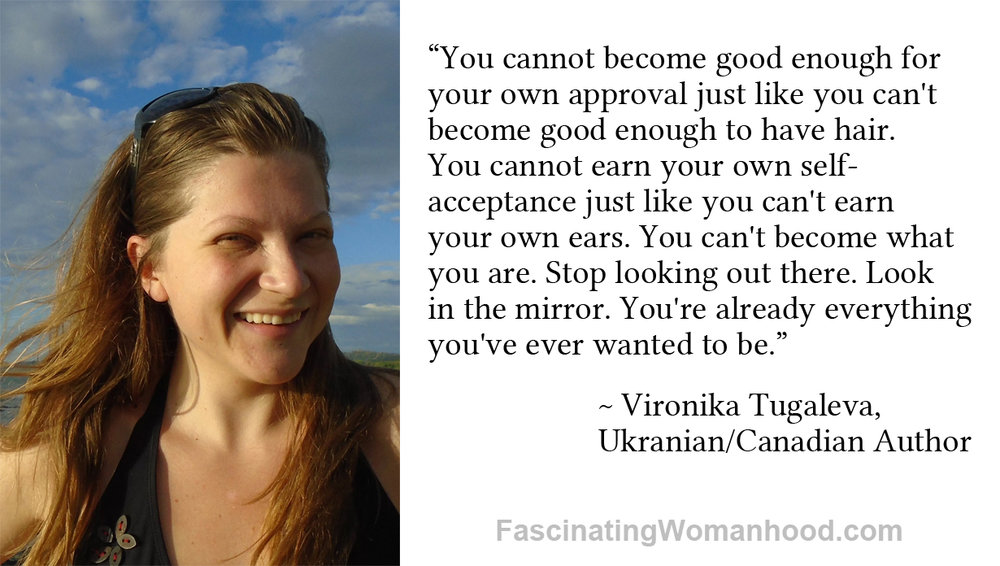 A Quote by Vironika Tugaleva.jpg
