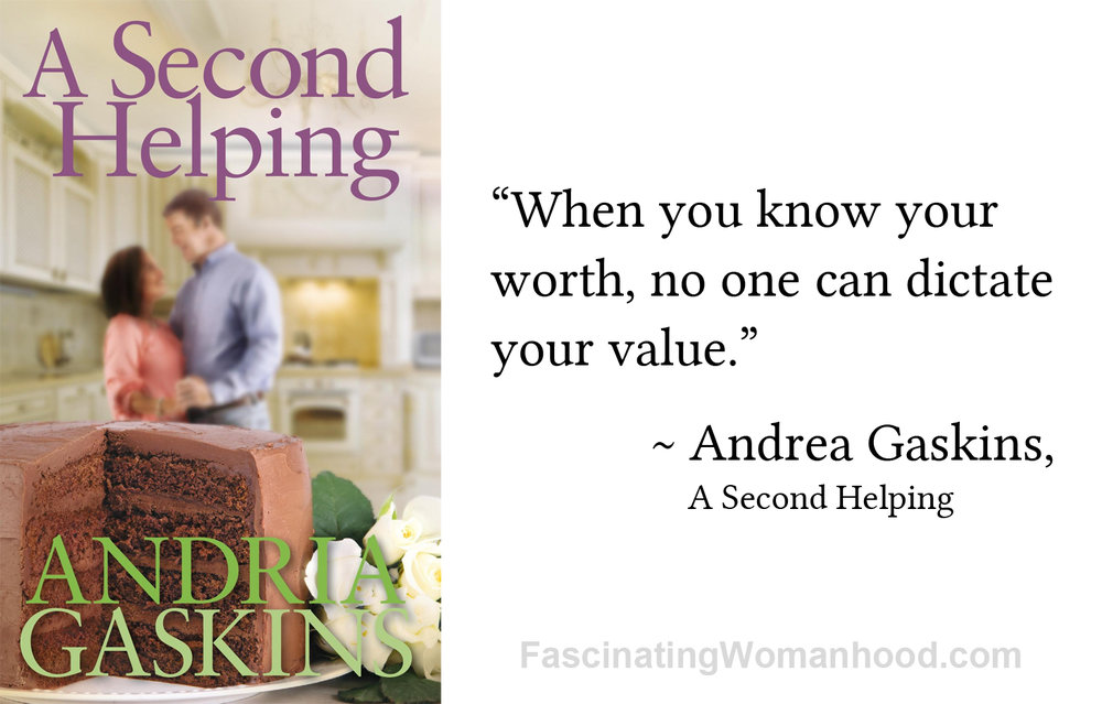 A Quote by Andrea Gaskins.jpg