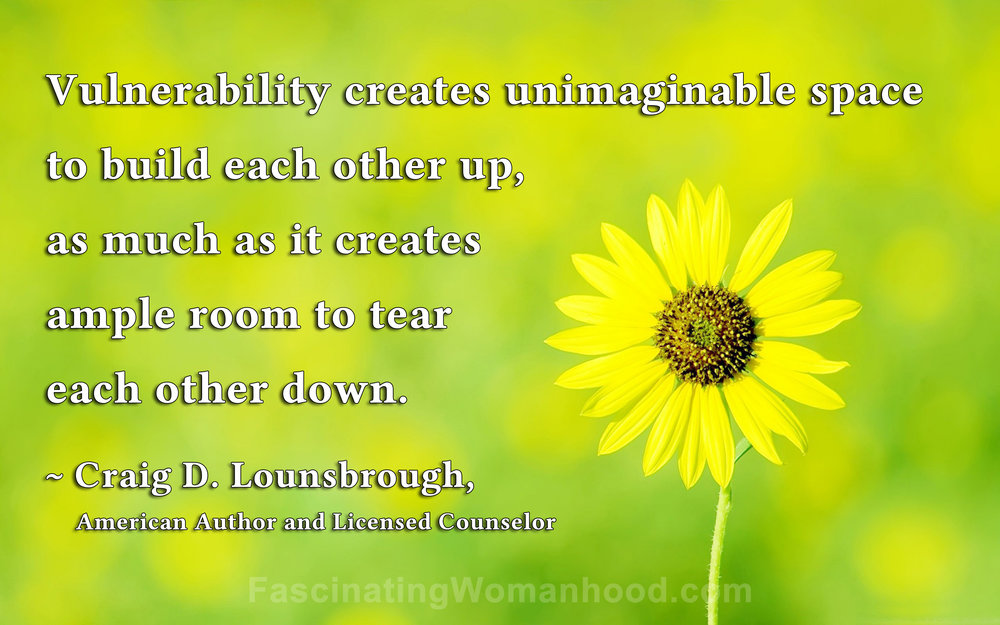 A Quote by Craig D Lounsbrough.jpg