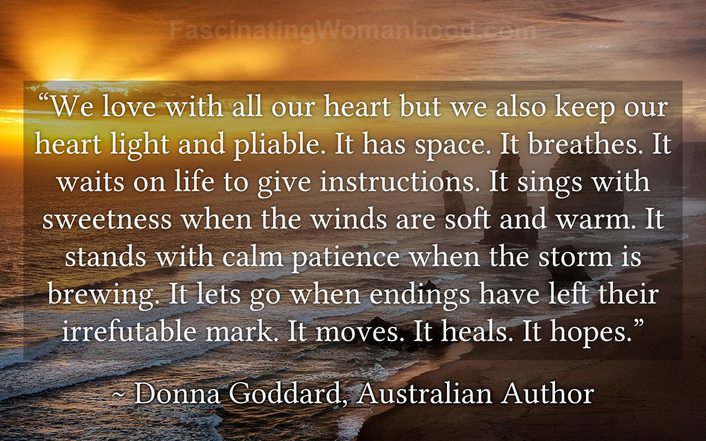A Quote by Donna Goddard.jpg