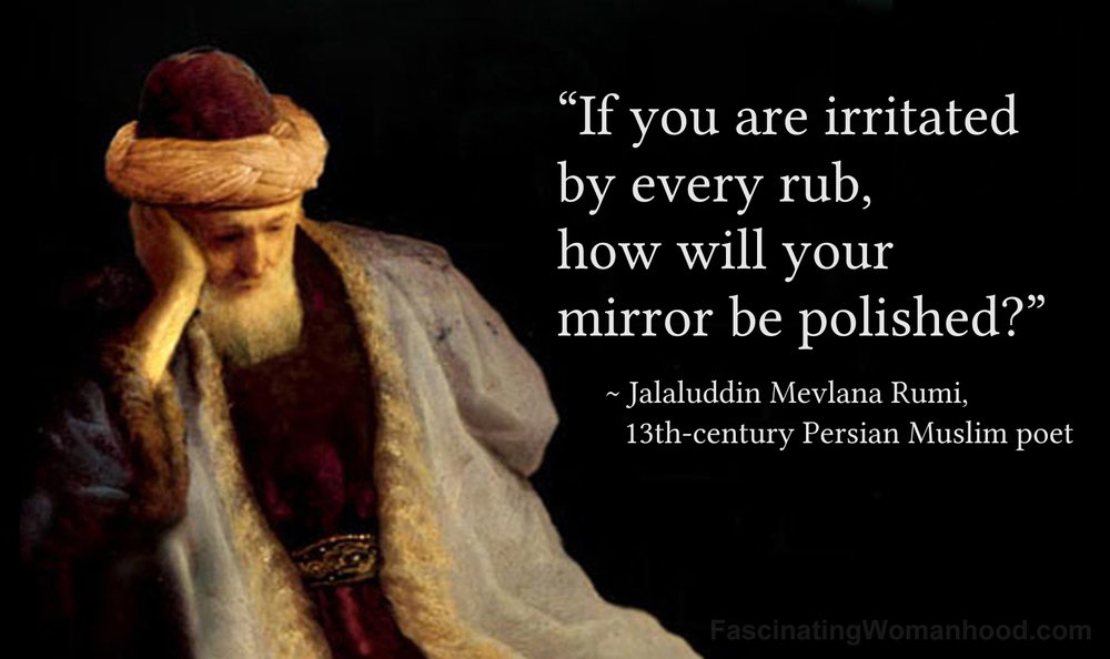 A Quote by Jalaluddin Mevlana Rumi.jpg