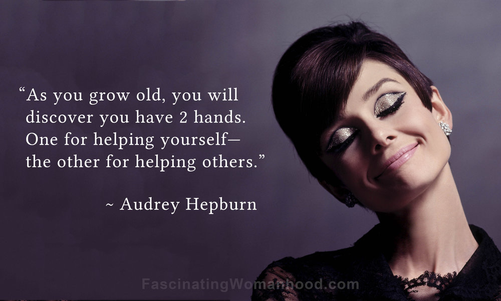 A Quote by Audrey Hepburn 3.jpg