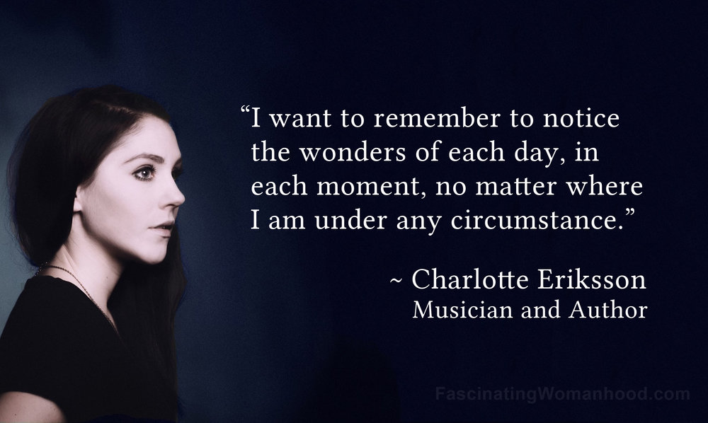 A Quote by Charlotte Eriksson 2.jpg