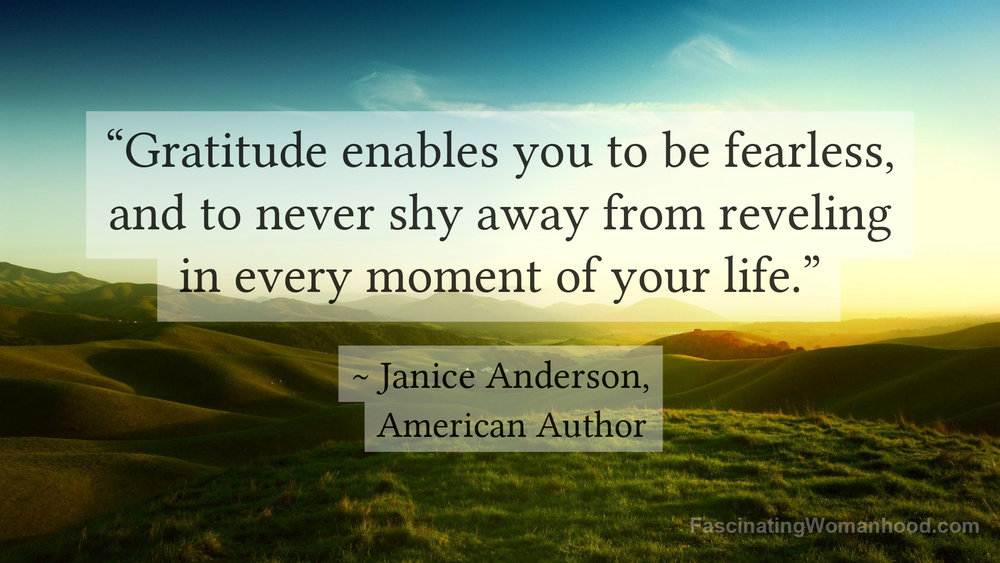 A Quote by Janice Anderson.jpg