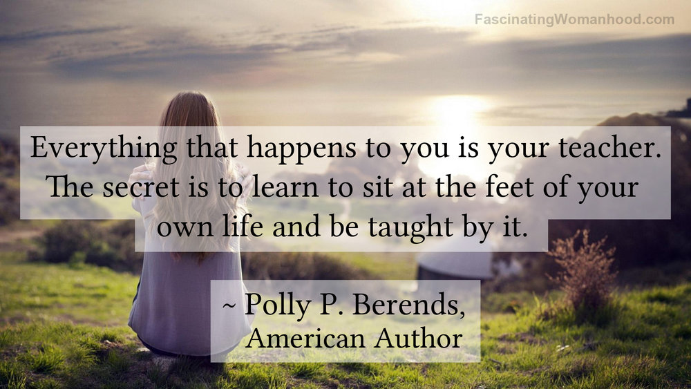 A Quote by Polly P Berends.jpg