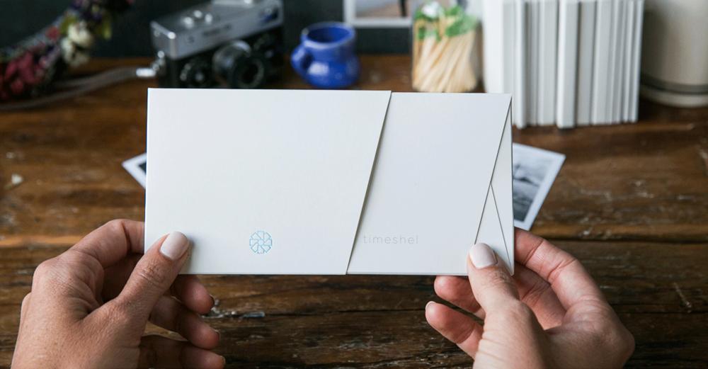 Timeshel Branding | Packaging Design