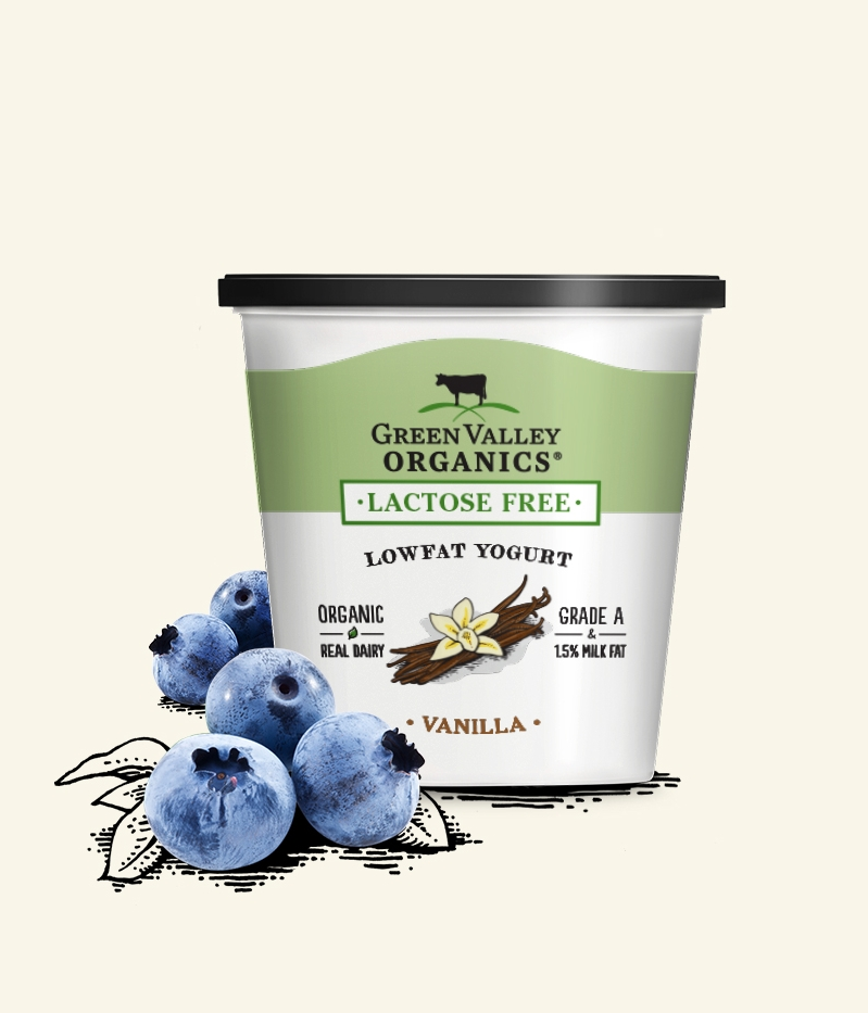 Green Valley Organics Branding | Packaging Design | Digital